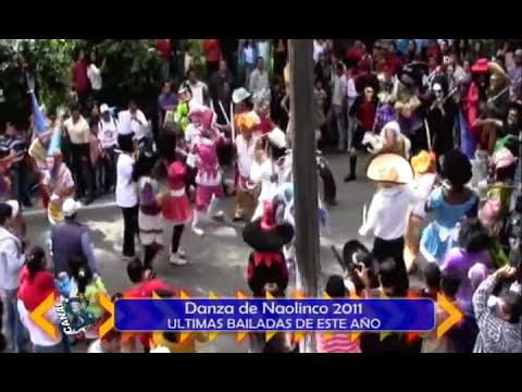 ULTIMA BAILADA DE LA DANZA NAOLINCO 2011
