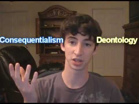 definition of deontological ethics