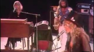 Fleetwood Mac - Over My Head (Midnight Special - 1976)