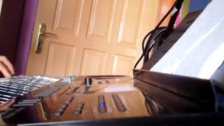 "STYLE POP BALLAD CASIO WK-7600 ""Christian Song"""