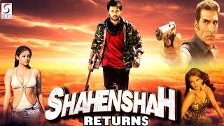 Shahenshah Returns - Dubbed Hindi Movies 2017 Full Movie HD l Nitin, Priya Mani