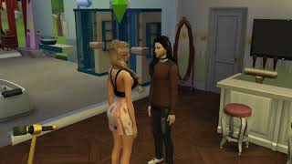 Sims4 Helena and Wolf lovestory by Karen