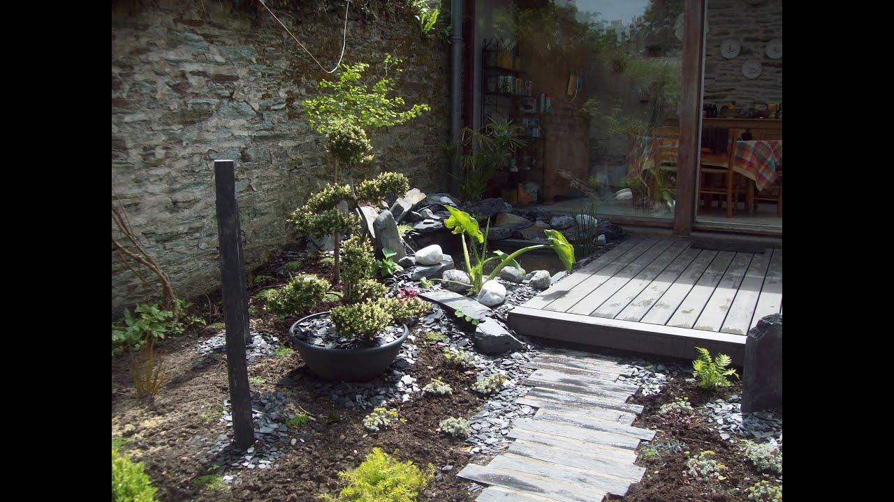 Frais Amenagement Jardin Zen