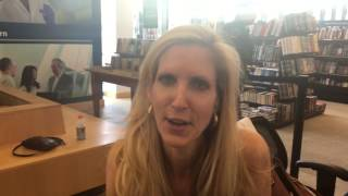 Ann Coulter: 'If Trump doesn't win it's over'
