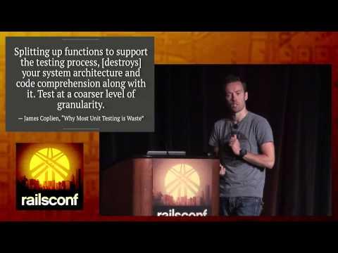 RailsConf 2014 - Keynote: Writing Software by David Heinemeier Hansson