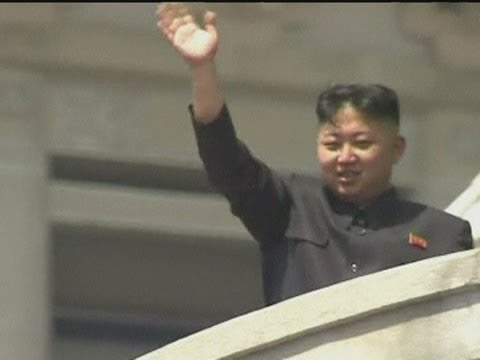North Korea's Kim Jong-un makes first public speech in Pyongyang