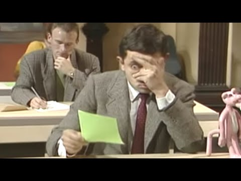Mr. Bean - The Exam video