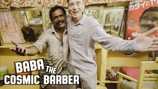 Baba The Cosmic Barber - Traditional Slick and Quick Indian Wet Shave