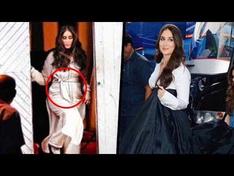 Pregnant Kareena Kapoor Khan GLOWS Like Never Before With Baby Bump