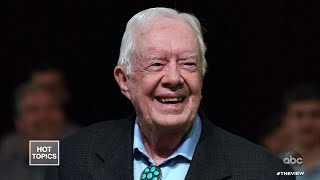 Well-Wishes for President Carter | The View