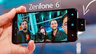 Você NÃO VAI ACREDITAR o que a Câmera do ZENFONE 6 da Asus FAZ!