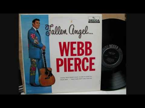 Webb Pierce - Rose And A Thorn