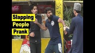 World's Best Slapping  Prank | Allama Pranks  | Lahore TV | Pakistan | India | USA | UK | UAE | KSA