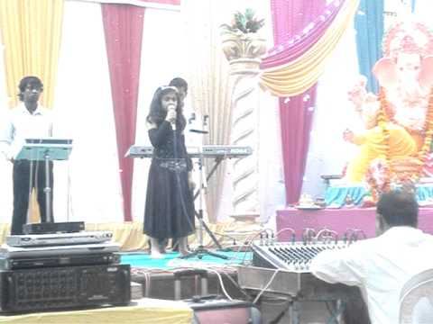 SATHI TERE NAAM EK DIN SUNG BY ***SRISHTI*ANANYA*** 8YEARS OLD...