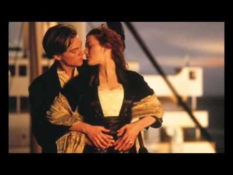 Titanic- The Dream (final Scene Music) + My Heart Will Go On video