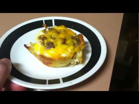 Hash brown cups VEDA#22
