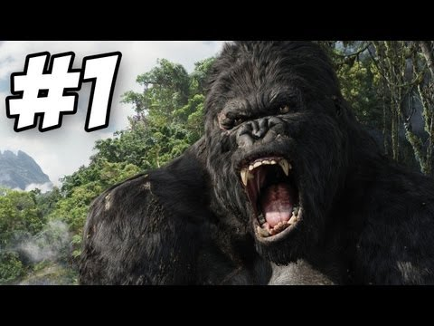 Peter Jackson's King Kong Walkthrough | Part 1 (Xbox/PS2/Gamecube)