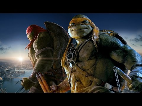 Teenage Mutant Ninja Turtles Reactions - Comic Con 2014