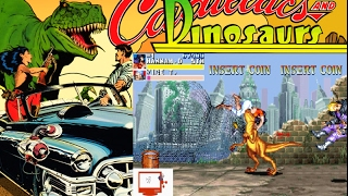 Best Games of All Time: Cadillacs and Dinosaurs Mustapha