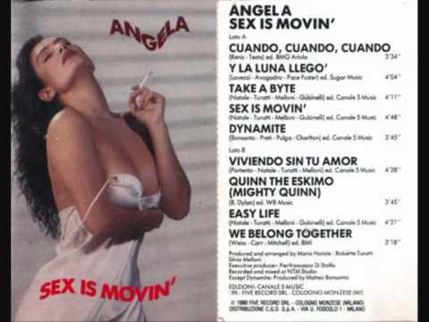ANGELA CAVAGNA SEX IS MOVIN (ITALO DISCO 1992).wmv