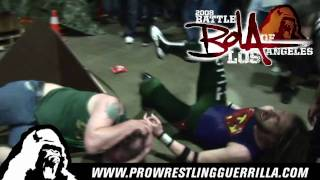 PWG Battle Of Los Angeles 2008 Stage 1
