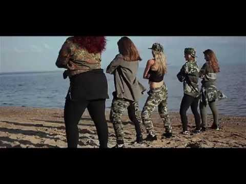 VYBZ Kartel - Blackberry - Choreo by Julia Volkova ( DanceMasters)!