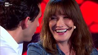 Mika Intervista Carla Bruni Stasera Casamika 21 11 2017