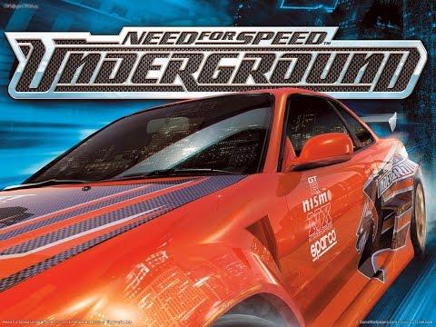 [Need For Speed: Underground] Melhor da Serie #1 Nostalgia