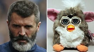 Macklemore and Roy Keane