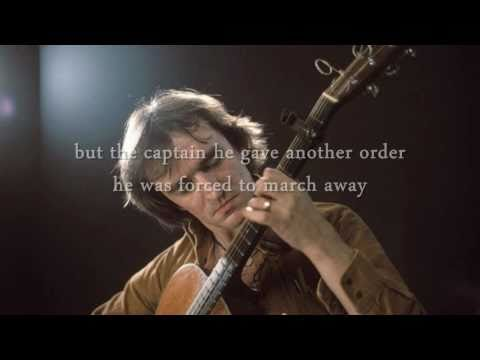 Martin Carthy - Lowlands of Holland
