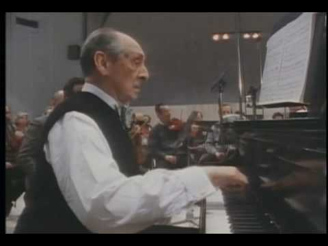 Piano Concerto No. 23 (2nd Mov.) (Vladimir Horowitz)