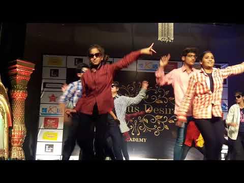 ARNAV 's Dance Video Stage Show  - Watch Now