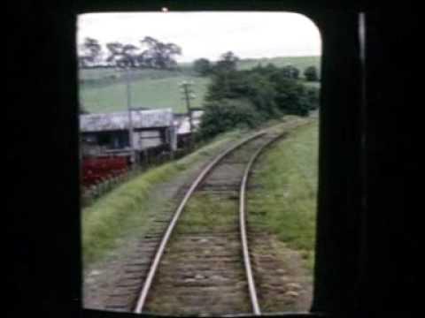 Fife Coastal railway ((Part 3)) Methil Leven To St andrews SQ2009 Cameron Brig