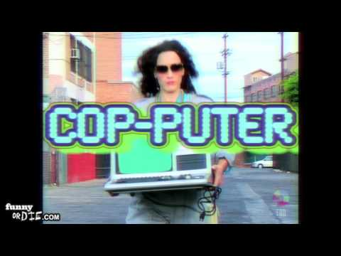 Cop-Puter with Jennifer Beals & Adrian Paul