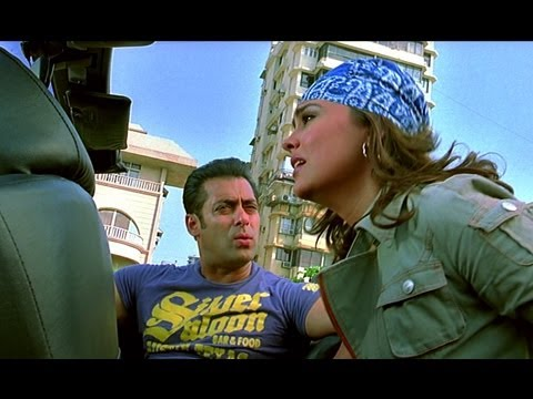 Salman Khan is in love with Lara Dutta - Partner