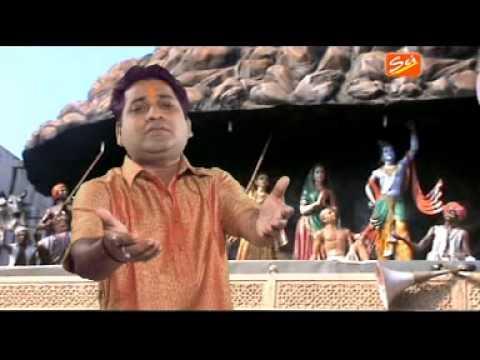 Palke Utha Ke Saware Ek Baar Dekh Lo {new Krishna Bhajan 2014} video