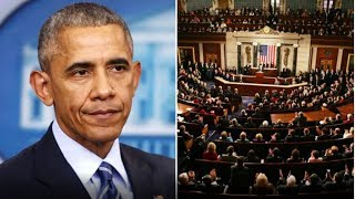 "CONGRESS JUST DEFIED OBAMAS ""SHADOW GOVERNMENT"" OBAMA AND HIS THUGS ARE GOING DOWN!"