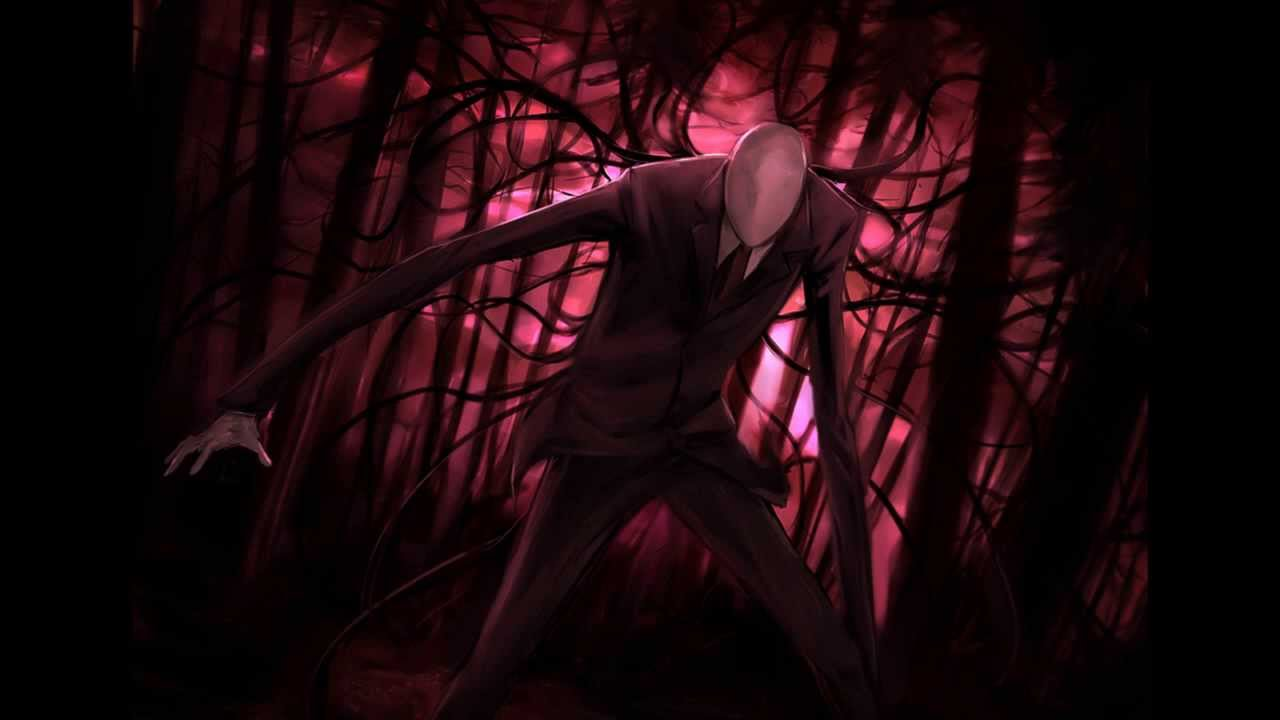 Creepypasta Slenderman x Jeff Jeff The Killer vs Slenderman