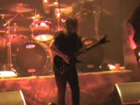 TESTAMENT MEXICO 2008 OVER THE WALL WHIT GLEN DROVEN ON GUITAR