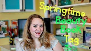 Springtime Beauty Book Tag
