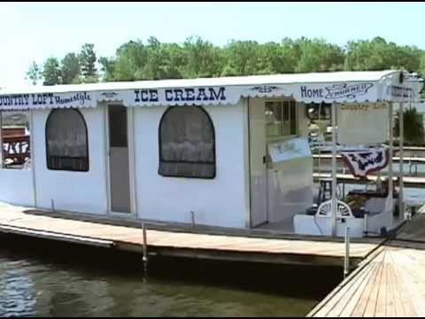SOLD.....PADDLEWHEEL  COUNTRY LOFT QUEEN STERNWHEELER  ICE CREAM CONCESSION BOAT