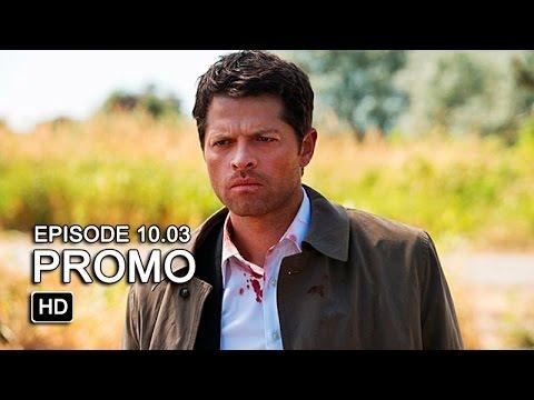 Supernatural 10x03 Promo - Soul Survivor [HD]