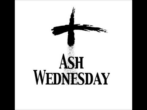 Trinity Lutheran Church Chestertown, MD Ash Weds Sermon