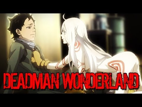 Deadman Wonderland On Anime Club! video