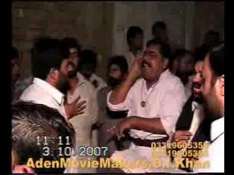 Dikhan Bawa Sibtain Shah, Noha sajde Main Namazi Pe video