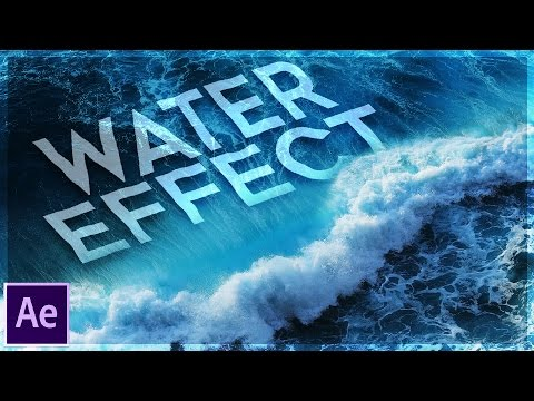 After Effects Template :: Water Flow Reveal Pack