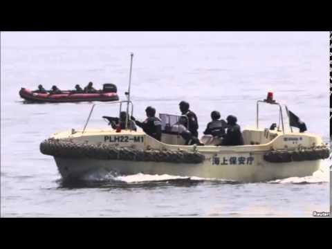 Nhật Bản xem xét điều quân tới biển Đông để 'canh' Trung Quốc.