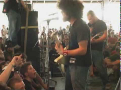Coheed and Cambria - Everything Evil Live at Hellfest 2002