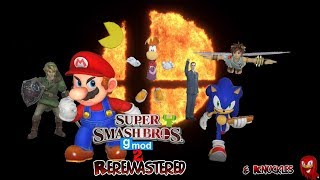 Super Smash Bros. Gmod 2: Reremastered & Knuckles