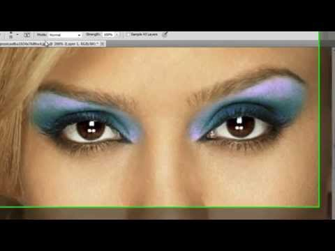 0 Photoshop CS5   Digital Make Up   Tutorial